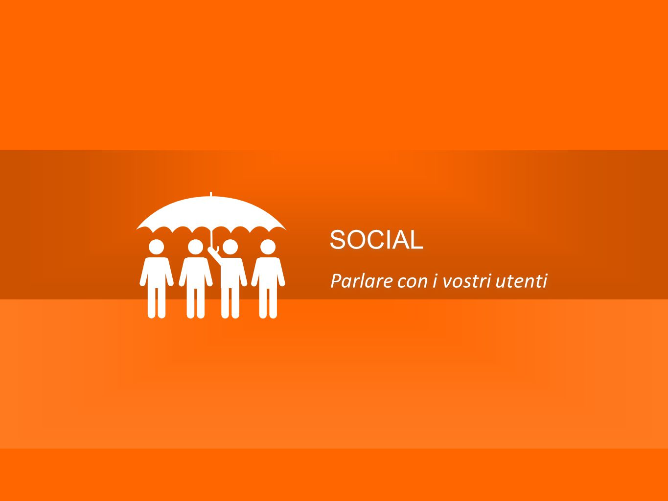Estated www.gsite.ch SOCIAL NETWORK Essere presenti sui social network 8 8