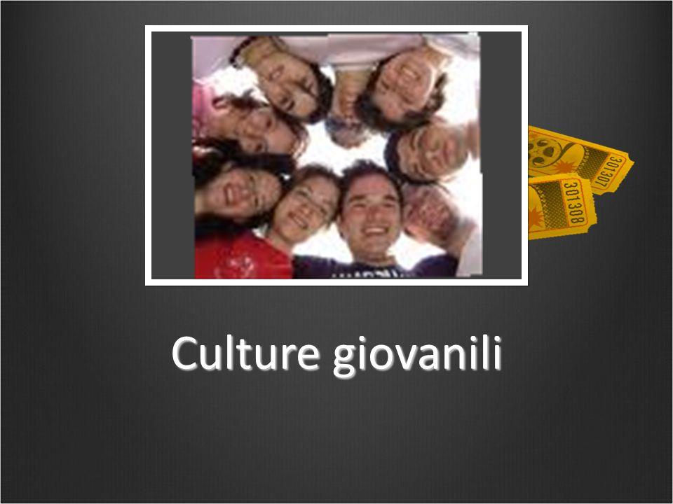 Culture giovanili