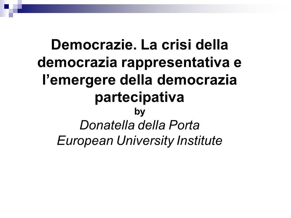 Democrazie.