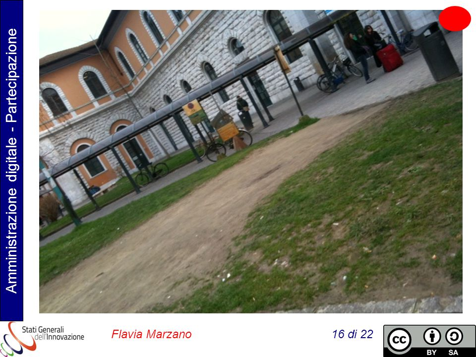 Amministrazione digitale - Partecipazione Flavia Marzano 16 di 22
