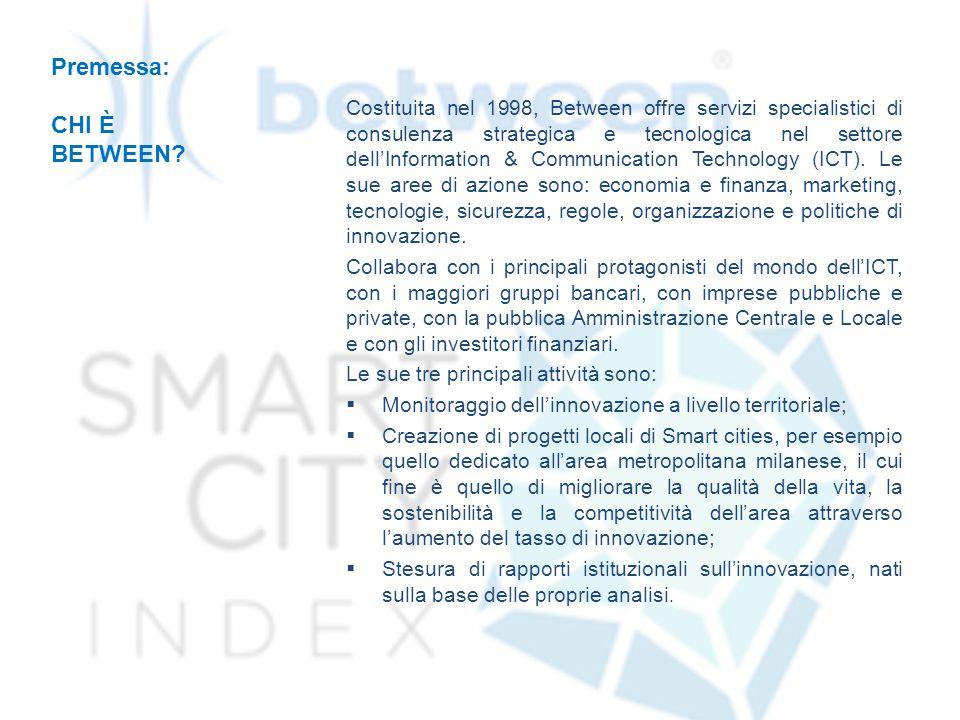 Smart Culture & Travel - REPORT 2014 Cos'è.