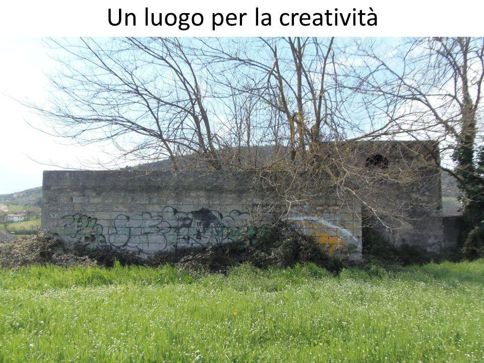 Un luogo per la creatività