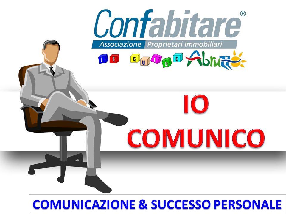 COMUNICAZIONE & SUCCESSO PERSONALE