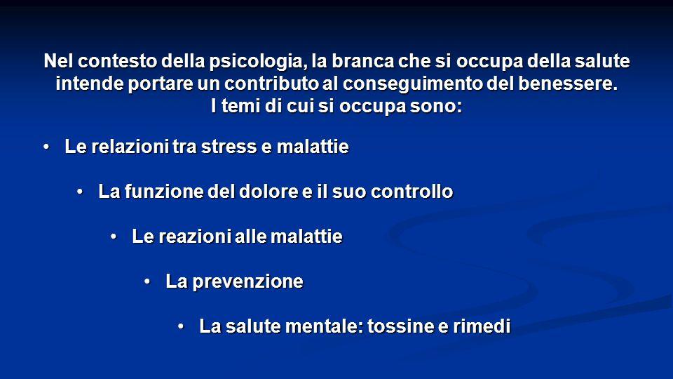 Le reazioni alle malattie IL CATTIVO PAZIENTE È chi assume un comportamento anticooperativo, lamentoso, pieno di richieste.