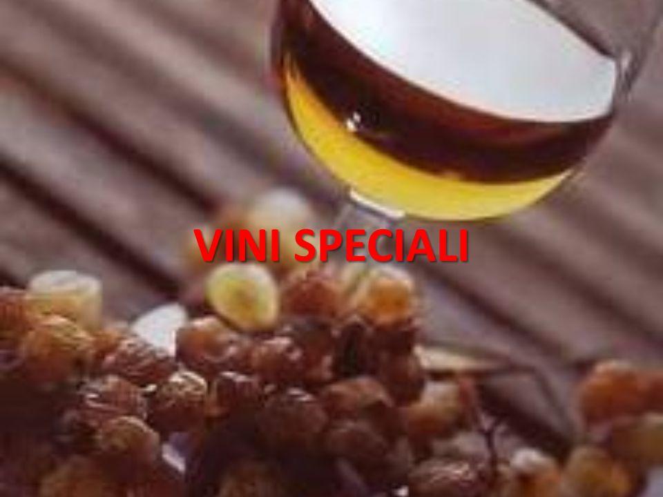 Vini speciali Vini alcolici o passiti Vini conciati Vino + alcol Mosto + alcol Vini aromatizzati Vini spumanti Natural Naturali ClassicoCharmat artificiali