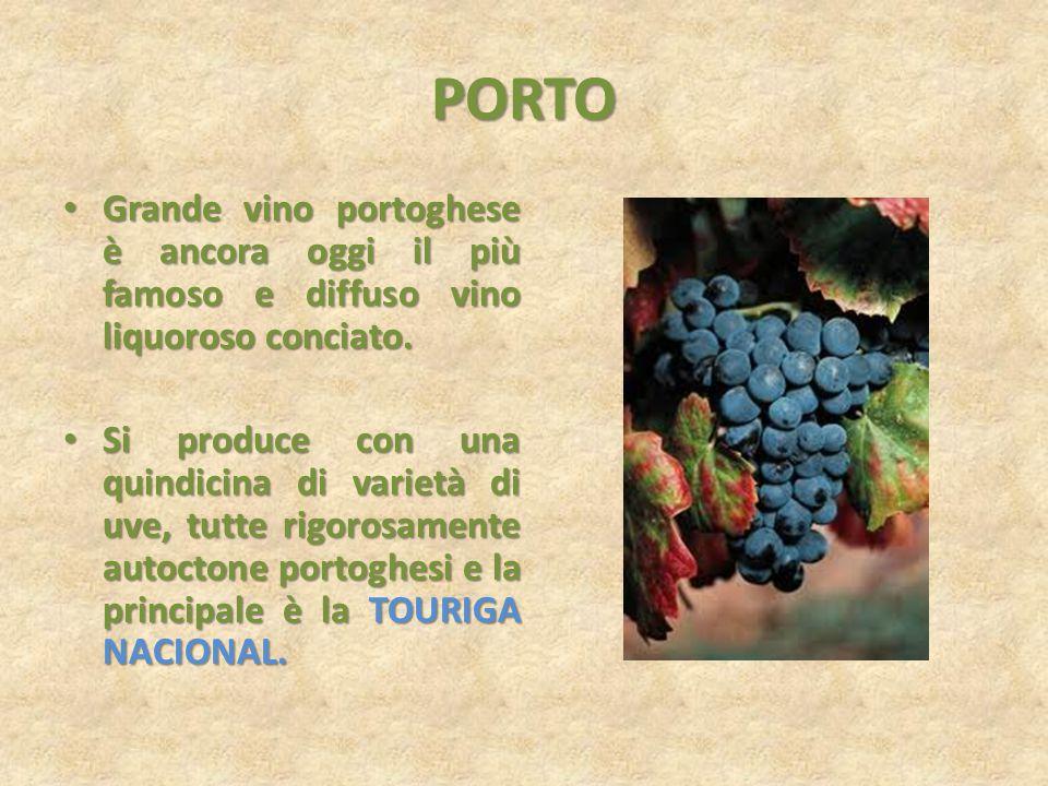 PORTO Grande vino portoghese è ancora oggi il più famoso e diffuso vino liquoroso conciato. Grande vino portoghese è ancora oggi il più famoso e diffu