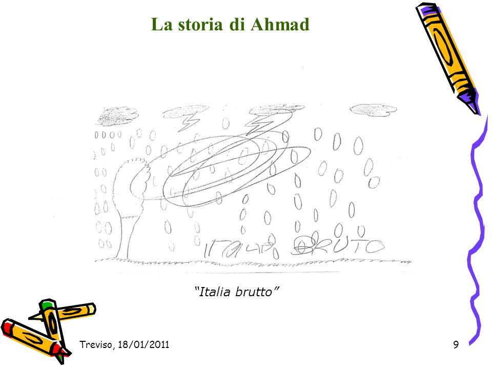 Treviso, 18/01/201110 Io da piccolo