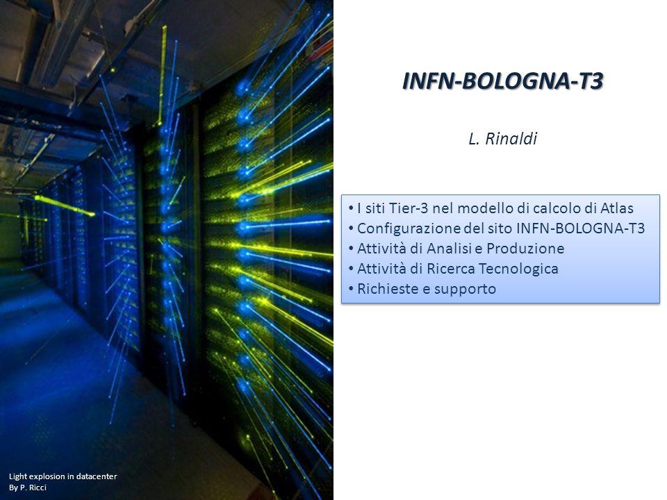 18/11/2011INFN-BOLOGNA-T3 L.