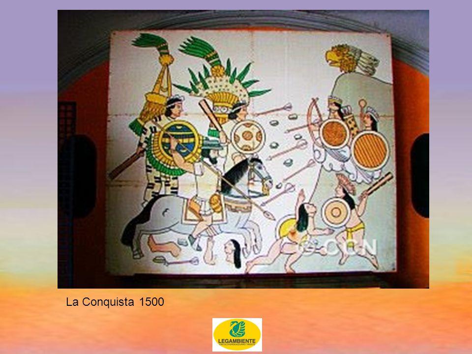 La Conquista 1500