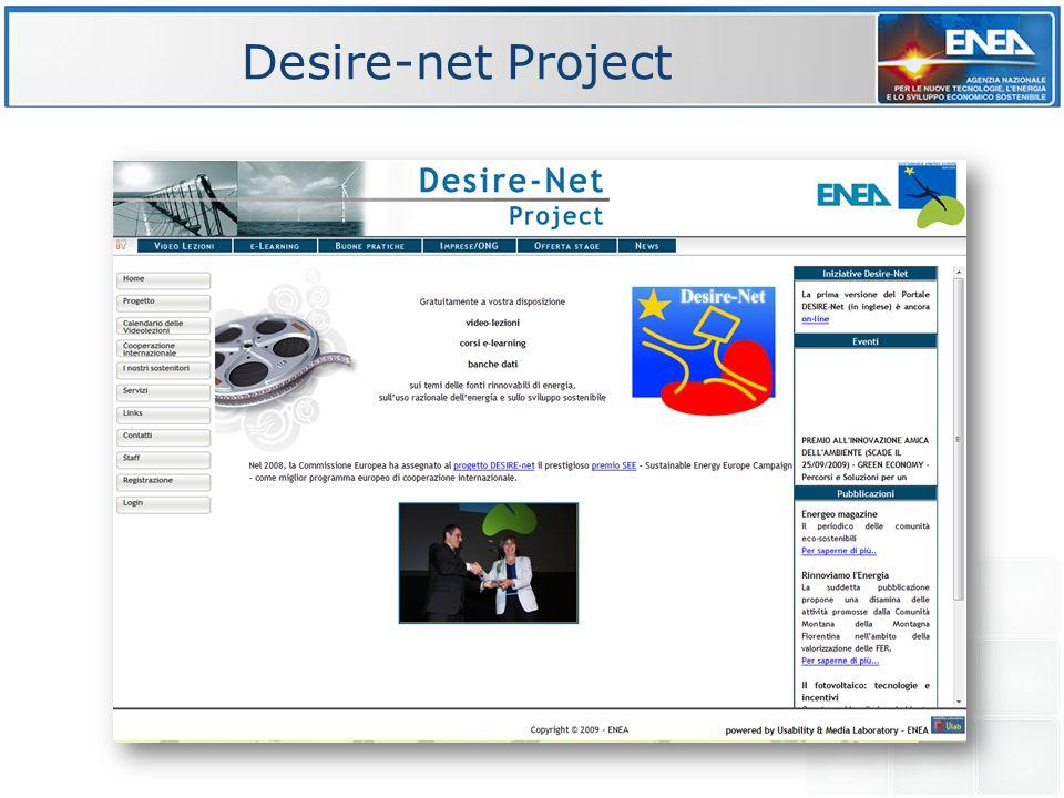 Desire-net Project