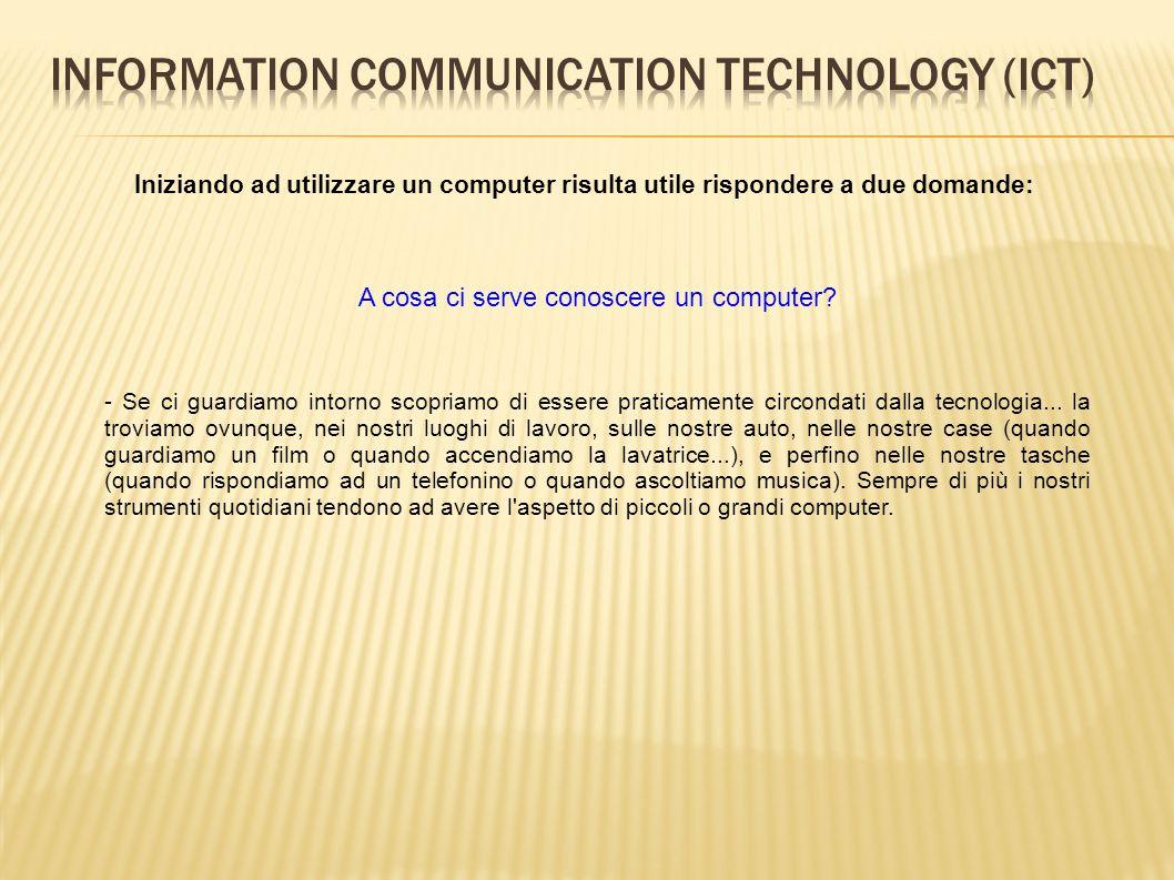 Laboratorio Informatica Email:michele.1970@hotmail.it