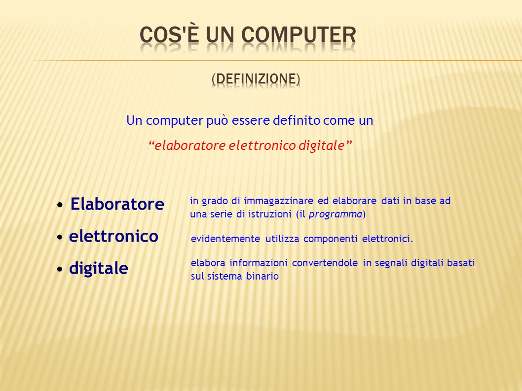 software applicativo.