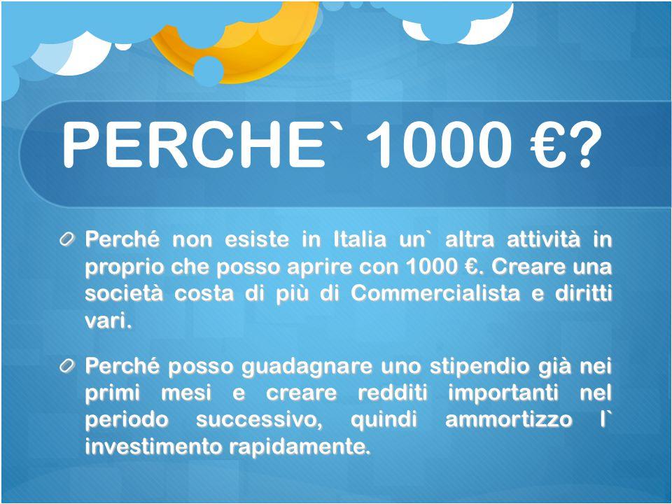 PERCHE` 1000 €.