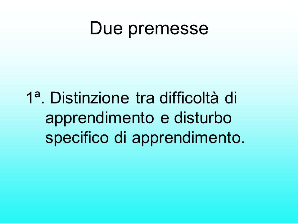 Bibliografia Arina S., Stella G., I disturbi del calcolo nella dislessia evolutiva, Dislessia, 1, 29-48, Erickson, Trento, 2005.