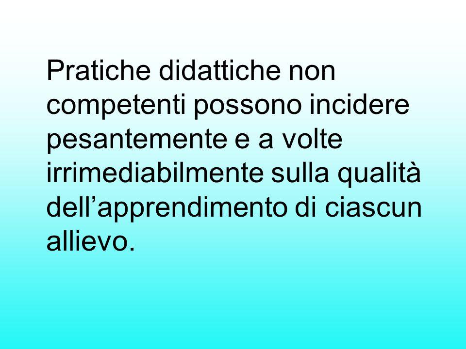 Valutazione e diagnosi (3) PERCHE'.