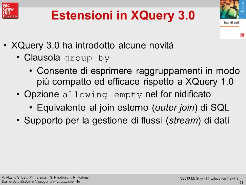 108 P.Atzeni, S. Ceri, P. Fraternali, S. Paraboschi, R.