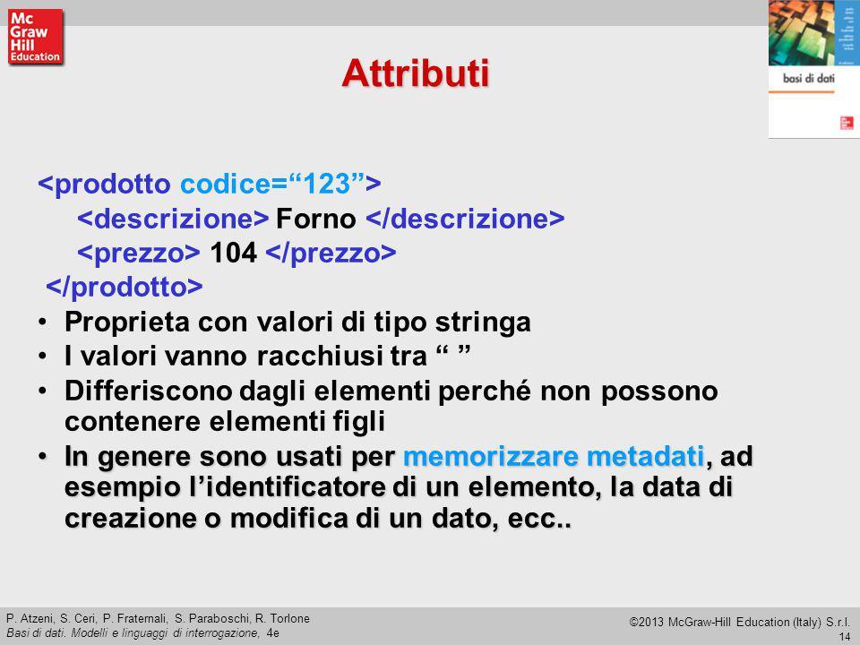 14 P.Atzeni, S. Ceri, P. Fraternali, S. Paraboschi, R.