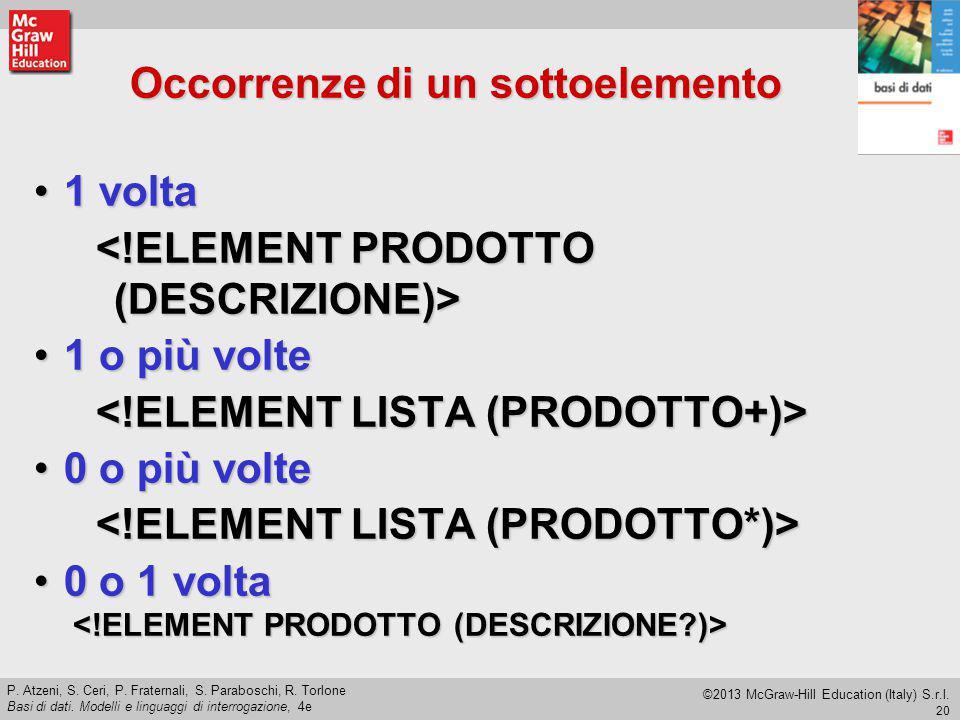 20 P.Atzeni, S. Ceri, P. Fraternali, S. Paraboschi, R.