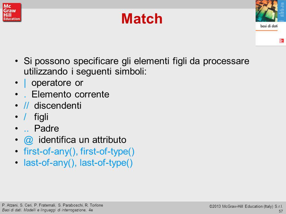 57 P.Atzeni, S. Ceri, P. Fraternali, S. Paraboschi, R.
