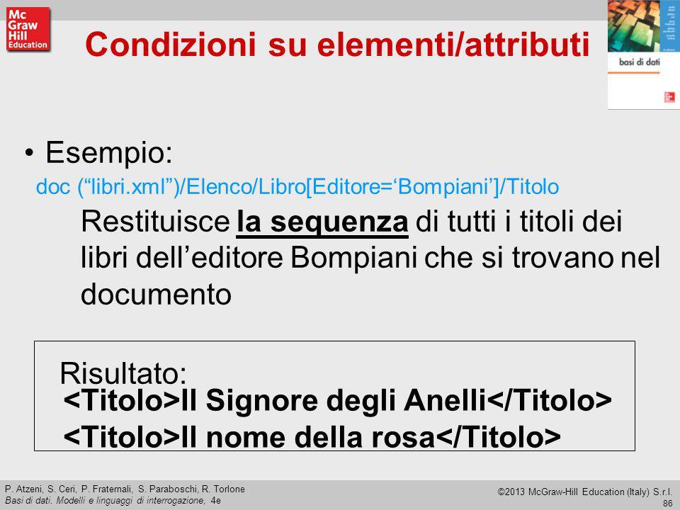 86 P.Atzeni, S. Ceri, P. Fraternali, S. Paraboschi, R.