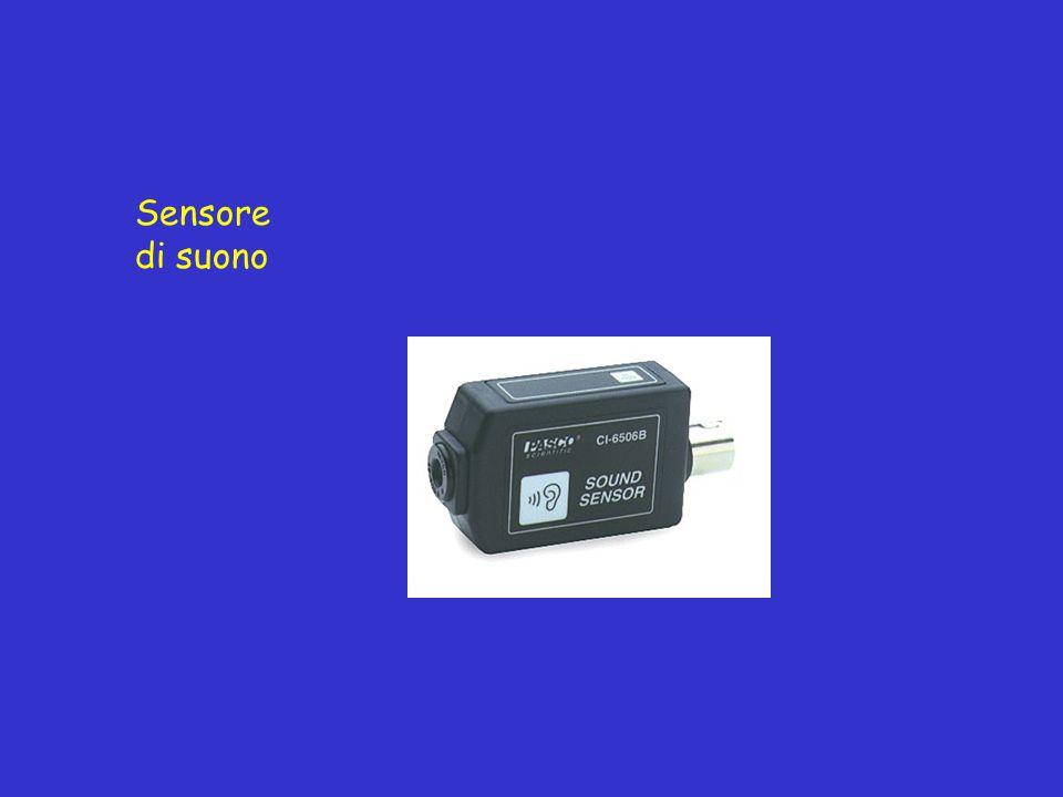 Sensore di suono