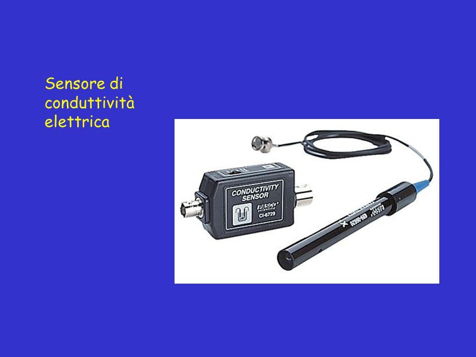 Sensore di conduttività elettrica