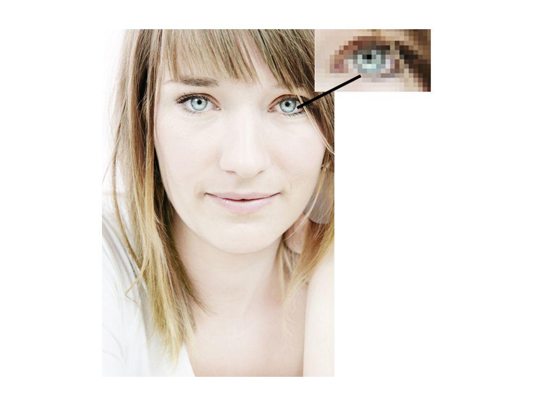CARATTERISTICHE IMMAGINE PIXEL ( Picture Element ) Il più piccolo tra gli elementi che vengono visualizzati su uno schermo.