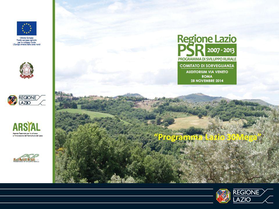 Programma Lazio 30Mega