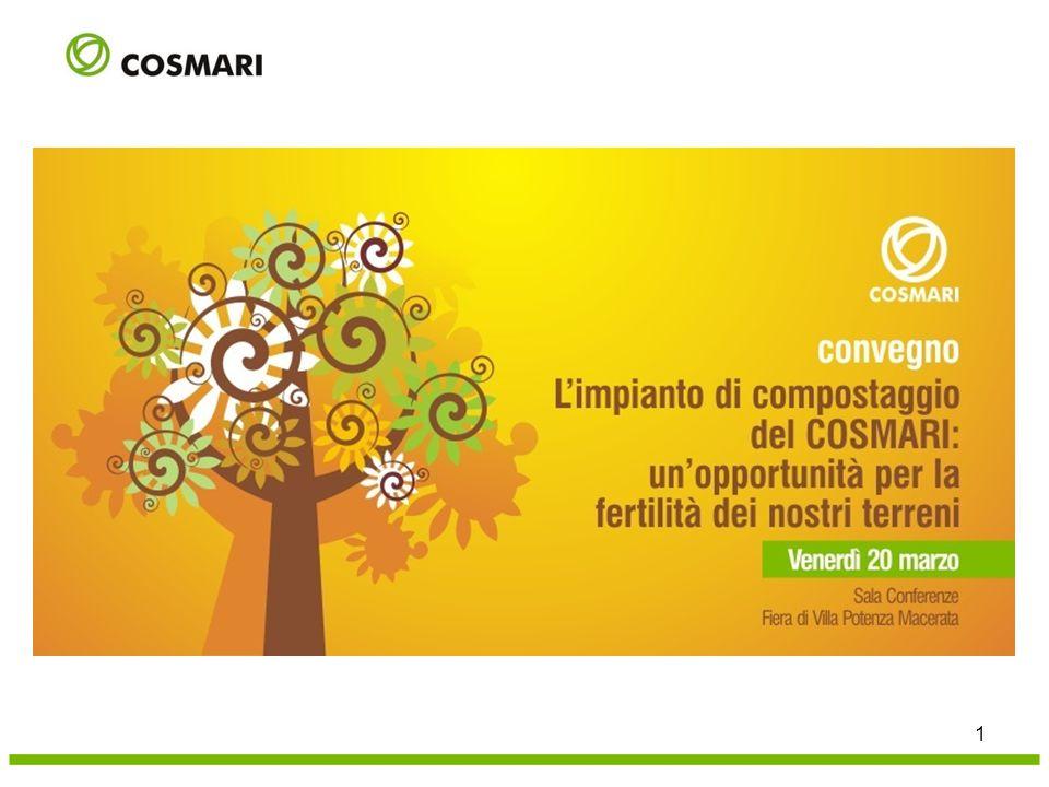Un impianto di compostaggio rappresenta la riproduzione a livello industriale, in condizioni accelerate dei meccanismi di degradazione della sostanza organica che si manifestano in natura.