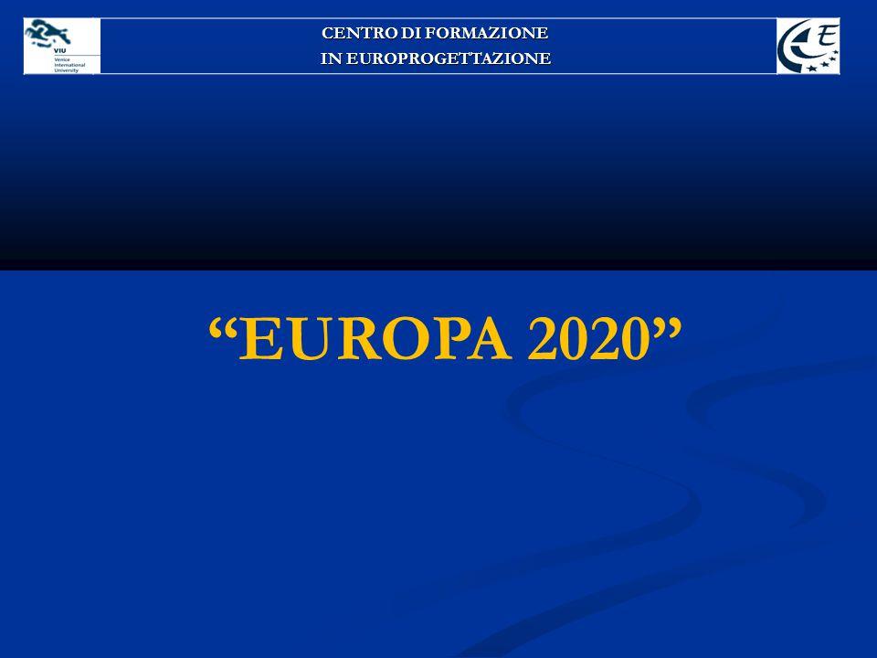 """""""EUROPA 2020"""" CENTRO DI FORMAZIONE IN EUROPROGETTAZIONE"""