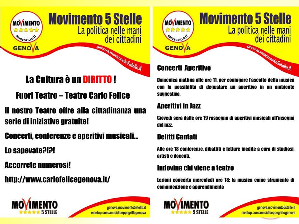 Il Comune, assessorato alla Cultura e Turismo, promuove un concorso per le scuole del Comune di Genova, dal titolo - Adotta un museo-.