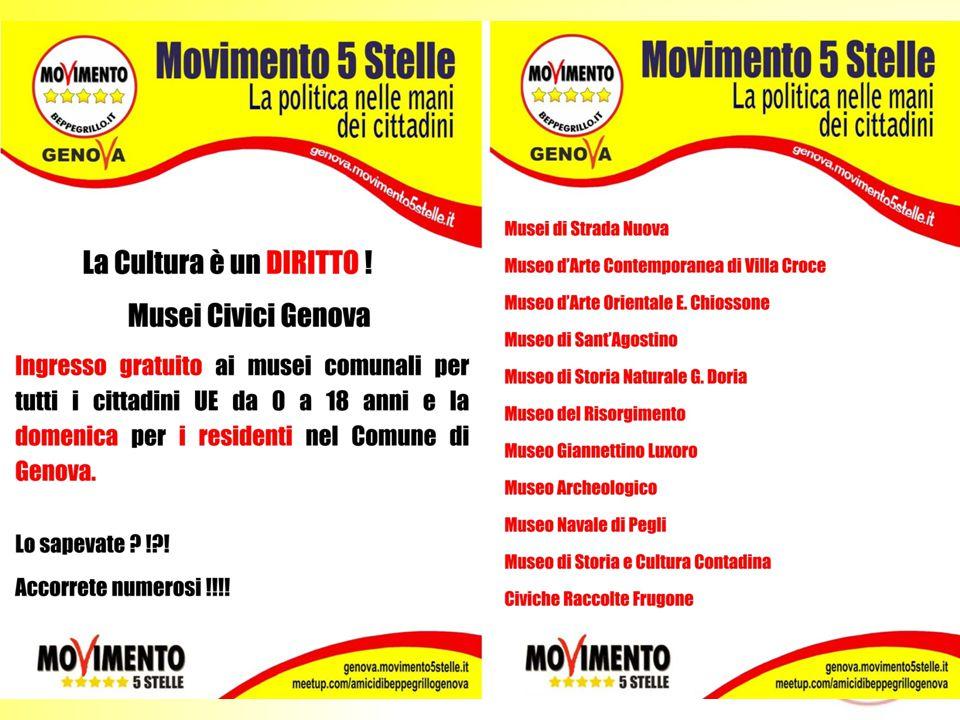 Progetto rivolto alle scuole del Comune di Genova Adotta un museo