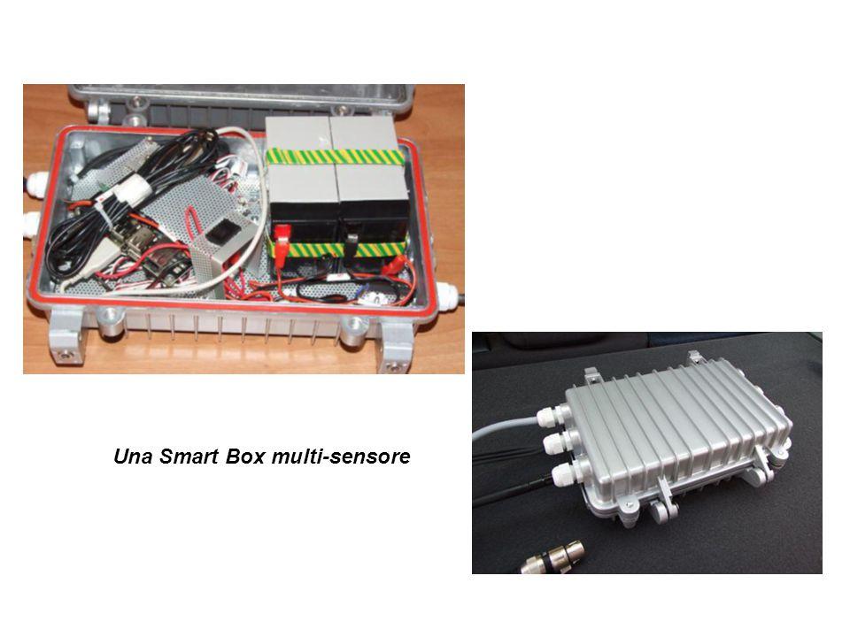 Una Smart Box multi-sensore