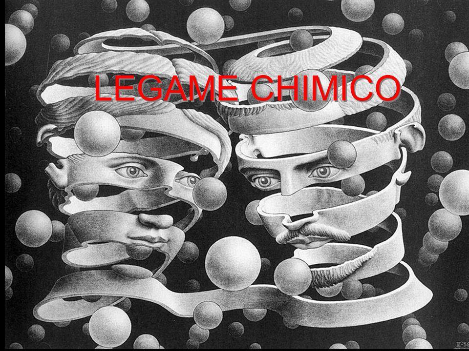 LEGAME CHIMICO