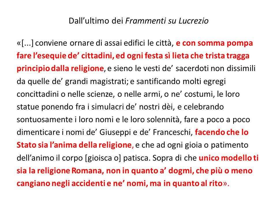 parti de Le Grazie pubblicate vivente Foscolo per volontà dell'autore 1) 4 frammenti nel 1803, come parte del commento alla Chioma di Berenice.