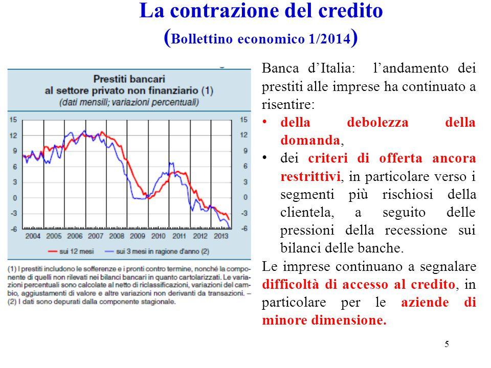 I problemi di conto economico 6 La dimensione ridotta del contributo del margine di interesse fa porre tre domande.