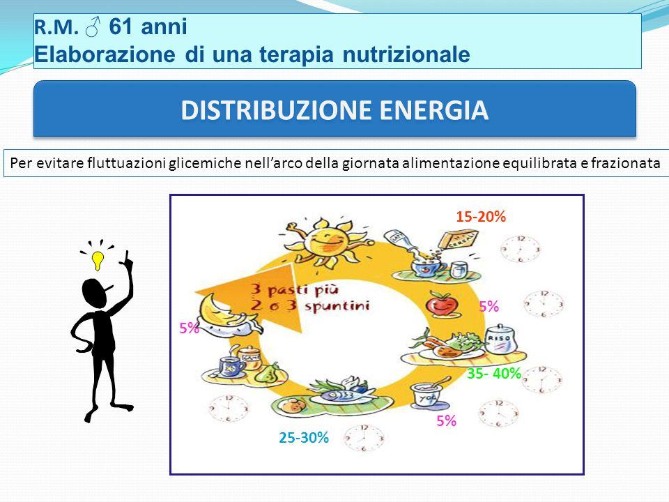 DISTRIBUZIONE ENERGIA R.M.