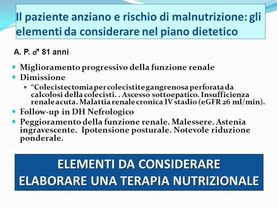 Fonti di sodio non discrezionale Cereali e derivati 42% Carne, uova, pesce 31% Latte e derivati 21% Frutta 3% Verdura 2%