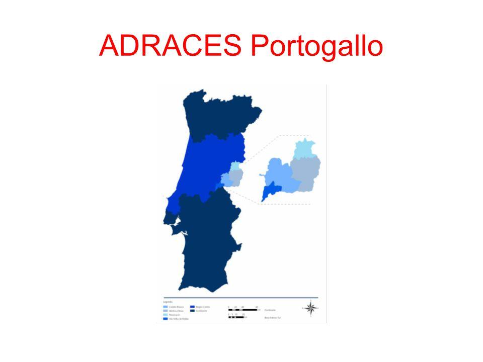 ADRACES Portogallo