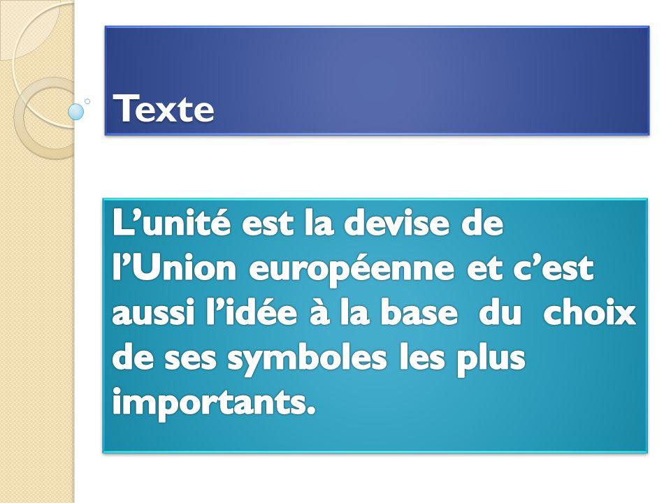 TexteTexte