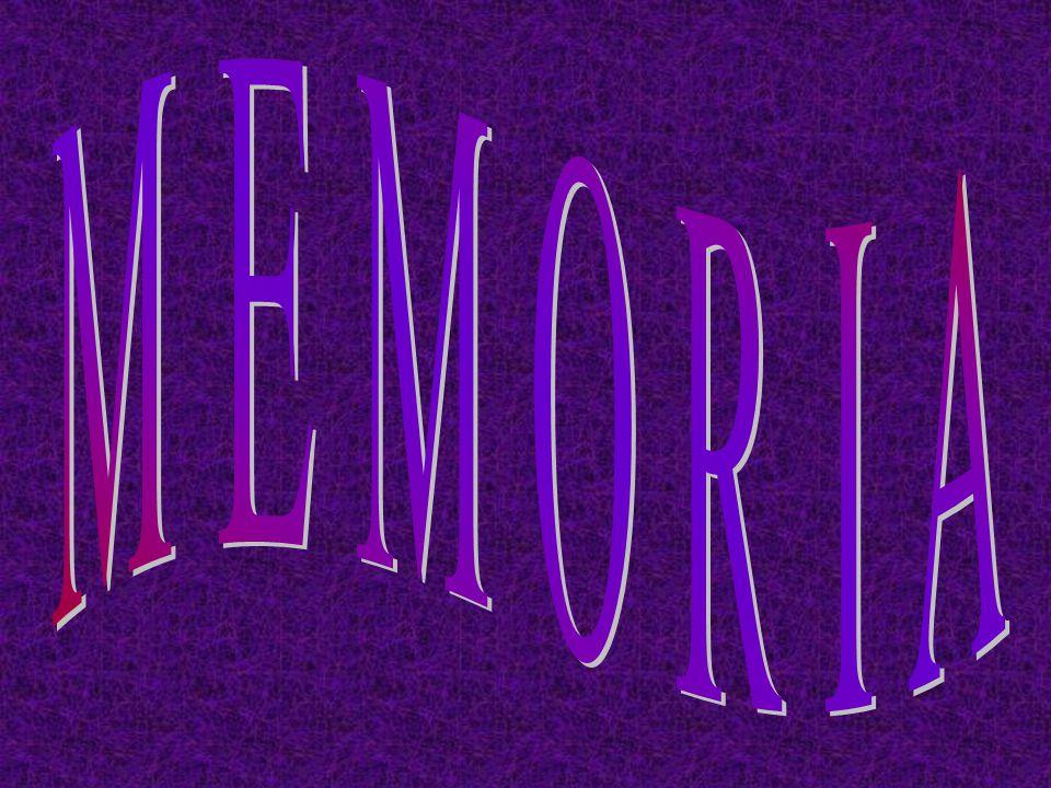 Questo è un piccolo test per testare le capacità della vostra memoria.