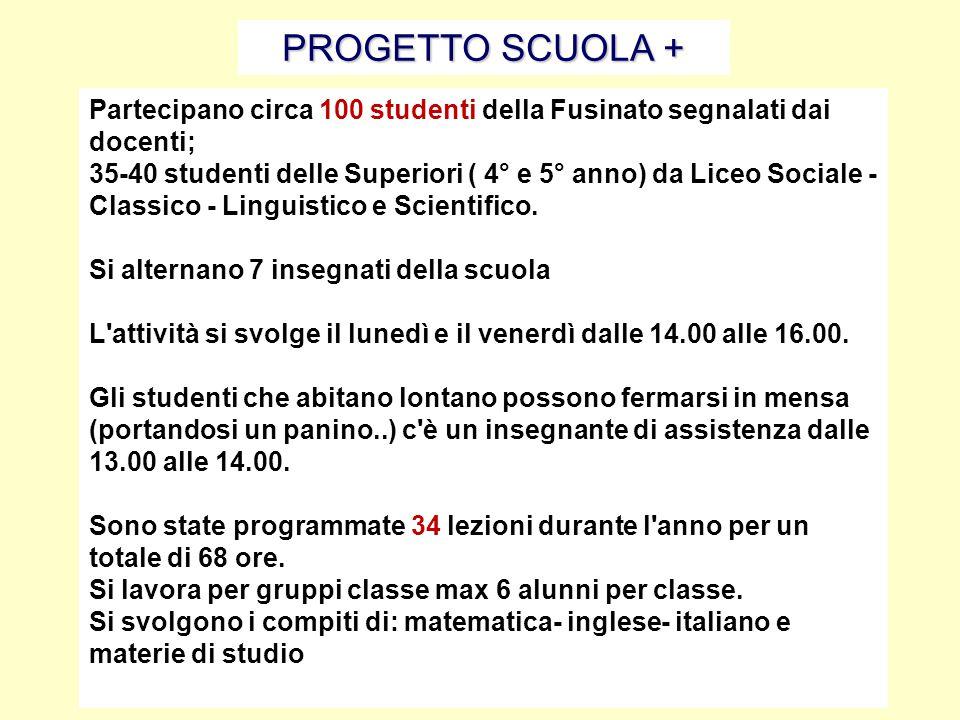 50 Comune di Schio: Ufficio servizi educativi TRASPORTI