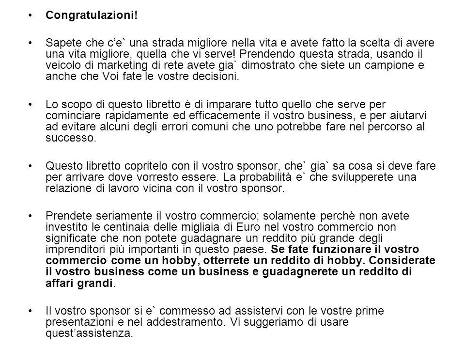 Congratulazioni.