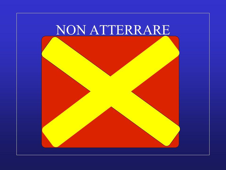NON ATTERRARE