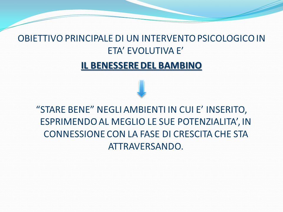 IL METODO ABC ANTECEDENTE COMPORTAMENTO (BEHAVIOUR) CONSEGUENZE