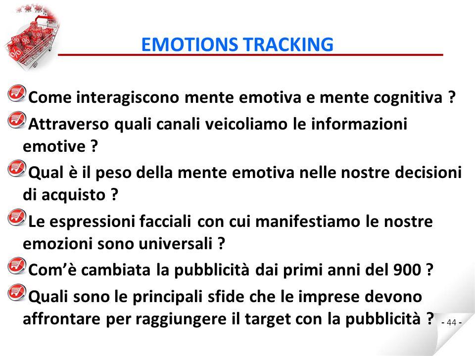 Come interagiscono mente emotiva e mente cognitiva .
