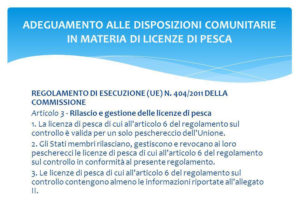 Modello B (1/4) Informazioni sul titolare della licenza/proprietario del peschereccio /agente del peschereccio