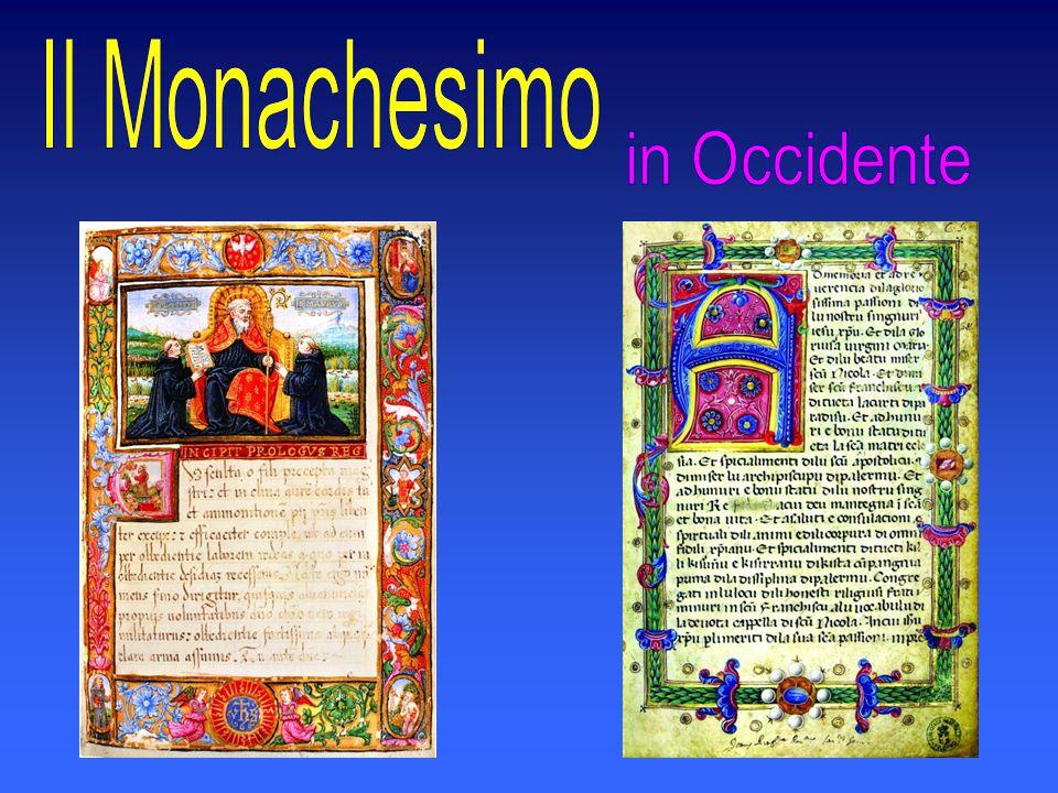 Nel Medioevo cominciarono a nascere degli ordini mendicanti.