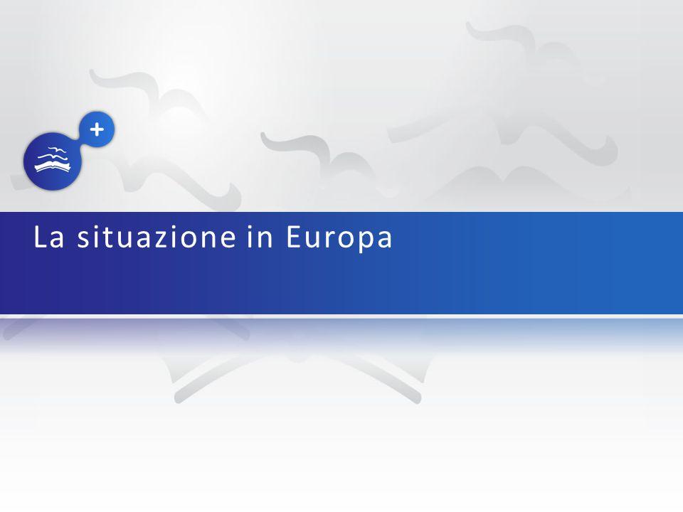 La situazione in Europa