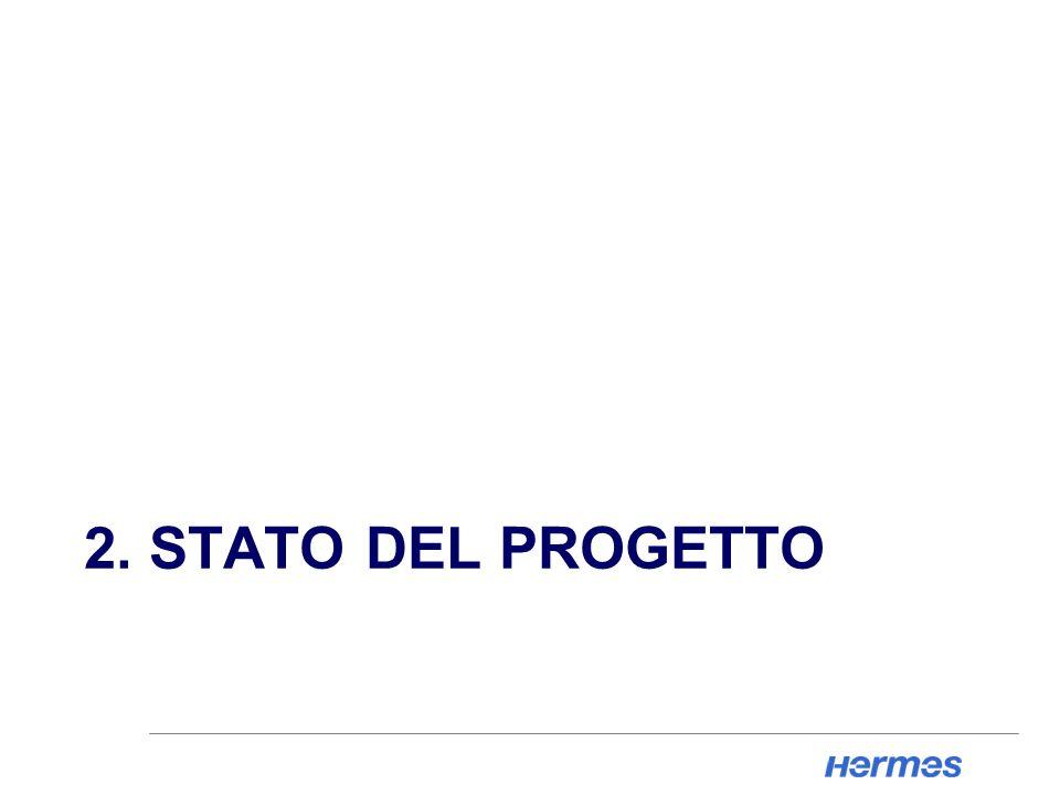 2. STATO DEL PROGETTO